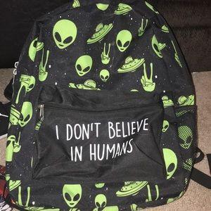 👽Aliens Backpack